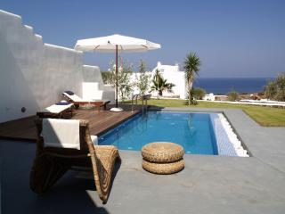 Livas Villa, sea view, private pool &jacuzzi - Santorini vacation rentals