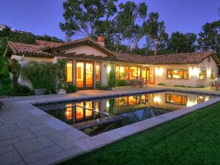 Montecito ocean view home pool and spa - Hilltop Hideaway - Mountain Village vacation rentals