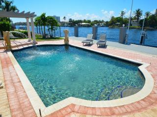 Spectacular Intracoastal 4 BD 3 BA Heated Pool - Lauderdale by the Sea vacation rentals