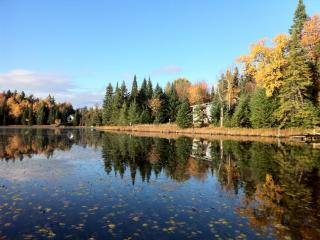 4 Bedroom fireplace lakefront - Lac-Superieur vacation rentals