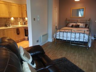 The Emerald Suite, Luxury Studio, Birmingham UK - West Midlands vacation rentals