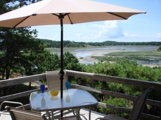 Waterfront  Sleeps 10, Internet & Air Conditioning - Wellfleet vacation rentals