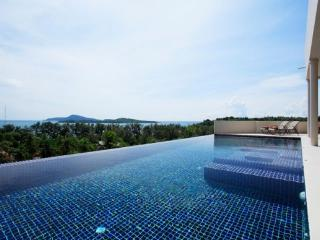 9 Bedroom ocean view pool villa for rent in Rawai - raw19 - Kata vacation rentals