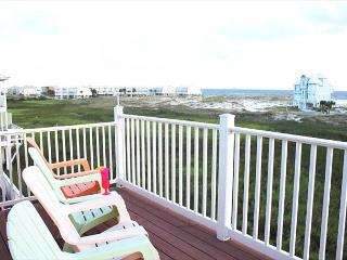 Fall Prices Reduced 25%, Great Gulf View 4 bedroom house! - Fort Morgan vacation rentals