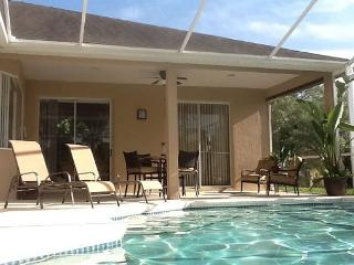 Fair Paradise(2267MAL-NTO) Stunning 5 Bed pool home with view of the fairway - Davenport vacation rentals