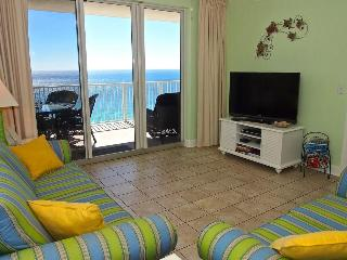 BEACH FRONT 2/2 Condo with Georgeous Sunsets! Tropic Winds - family friendly! - Panama City Beach vacation rentals