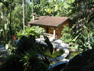 Beautiful chalets in the inquisitive nature of Brazil, - Itatiaia vacation rentals