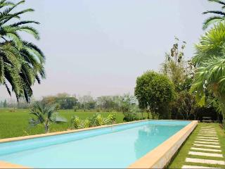 Stunning Private Villa 6BD7BA - Pool & Gardens over Rice Fields - Chiang Mai vacation rentals