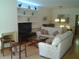 Spectacular luxury apartment, for 4-6 persons,140m2, close to Plaza de España and feria Montjuic - Calafell vacation rentals