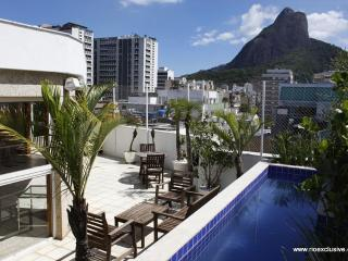 Rio148 - Penthouse in Leblon - Ipanema vacation rentals