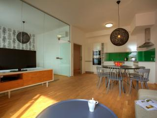 Two-Bedroom Balcony Apartment - Prague vacation rentals
