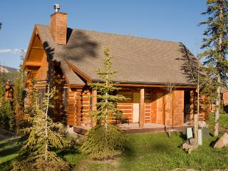 Powder Ridge Cabin | 114 Rosebud Loop - Big Sky vacation rentals