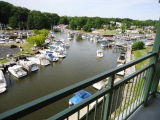 Riverwatch 601 - Riverfront Penthouse Condo - South Haven vacation rentals