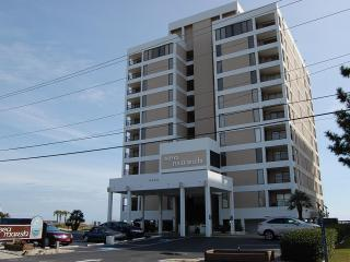 Sea Marsh Ocean Front 3 Bedroom Condo - North Myrtle Beach vacation rentals