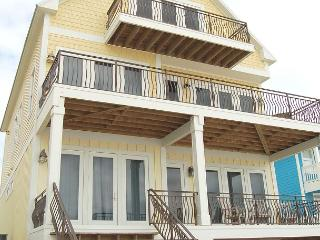 $250 a NIGHT Special!!! HANDICAP ACCESSIBLE, 6 BEDROOM, GULF FRONT HOME - Fort Morgan vacation rentals