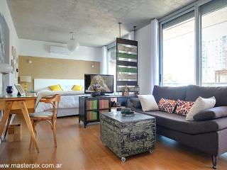 Unique Studio La Paz - Monthly Rates Discount - Buenos Aires vacation rentals