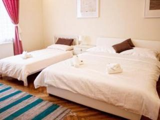 Luxury Apartment in City Center Zagreb for 6-10 persons - Zagreb vacation rentals