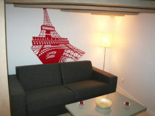 Studio for 4 Persons near to Montmartre - Paris vacation rentals