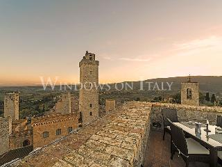 San Gimignano View - Windows On Italy - Tuscany vacation rentals