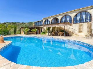 Luxury private villa with stunning mountain views - Casarabonela vacation rentals
