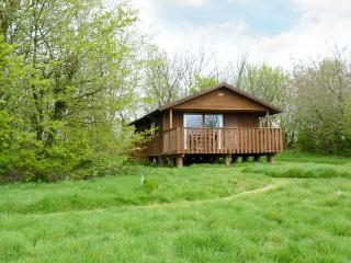 NUTHATCH LODGE, eco lodge on attractive farm, wildlife ponds, WiFi, stunning walks, Winkleigh Ref 905861 - Winkleigh vacation rentals