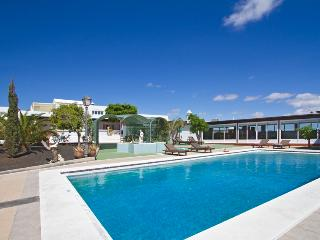Exclusive Villa Xaki with official tenis court - Tias vacation rentals