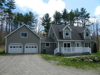 Riverside modern Cape with Kayak and Canoe - Damariscotta vacation rentals