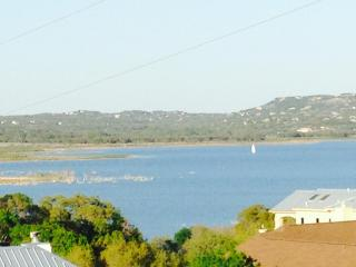 LAKE ISLAND RETREAT - Fabulous new home with big lake views! Sleeps 14 - Canyon Lake vacation rentals