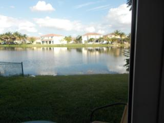 Beautiful lake Townhome close to popular places - Miramar vacation rentals