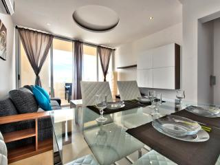 065 Outstanding Tigne Seafront 3-bedroom Apartment - Sliema vacation rentals