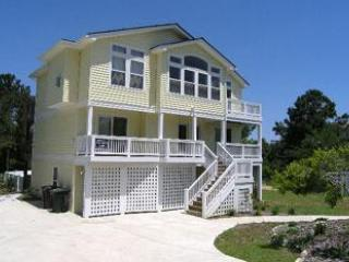 Outer Banks NC Southern Shore Beach House 6BR Pool - Southern Shores vacation rentals