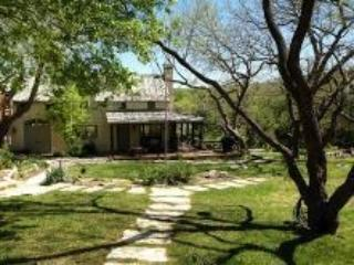 THE BEST PLACE TO STAY ON GUAD RIVER-OSPREY HAUS - New Braunfels vacation rentals