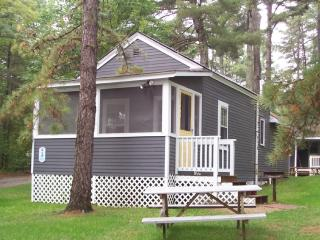 Sunnyside Village Cabin #3 on Long Lake - Western Maine vacation rentals