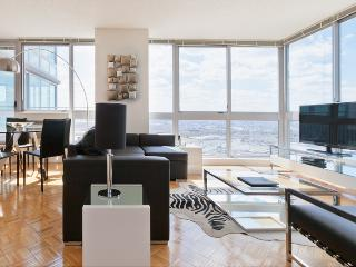 Sky City at Liberty, 36th floor, 2 terraces! - Greater New York Area vacation rentals