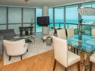 Setai 2 Bedroom - 26th Floor - Ocean & City Views - Miami Beach vacation rentals