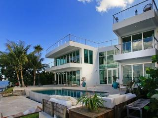 Villa Duchess  This luxury modern villa with its soaring ceilings - Miami Beach vacation rentals