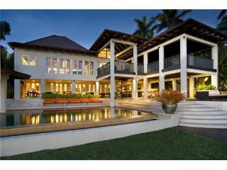 Villa Malesia Lovely Bali Style Custom Home - Miami Beach vacation rentals