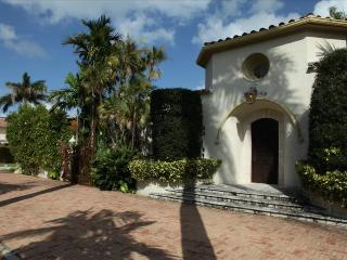 Villa Tropical Beauty Newly Remodeled Mediterranean Gated Estate - Miami Beach vacation rentals