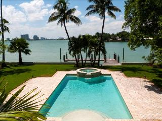 Villa Sol  Beautiful Villa in one of the nicest areas of South Beach. - Miami Beach vacation rentals