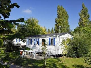 VITALYS DOMAINE EN PLEIN AIR ker Arno mobil home 4/6 pax ~ RA25050 - Saint-Philibert vacation rentals