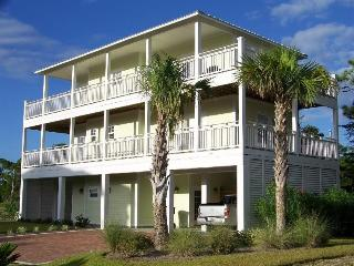Deal!! Book Now for Fall, Get 15% off published rate - Private Pool - Gulf View - Port Saint Joe vacation rentals