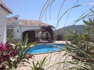 Finca Higueron with private pool for 6 people - Competa vacation rentals