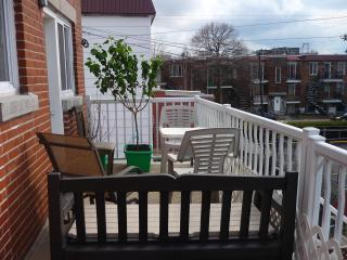 Quiet place to stay.... - Montreal vacation rentals