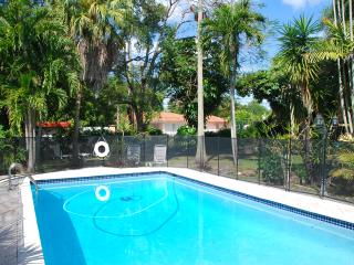 Spacious Vacation Pool Home In The Heart Of Miami - Miami Springs vacation rentals