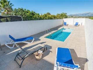 Holiday house for 6 persons, with swimming pool , in Llubi - Llubi vacation rentals