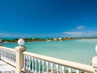 A picturesque waterfront villa, overlooking Silly Creek. IE TRO - Leeward vacation rentals