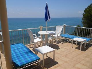 Beachfront villa with private acces to beach - El Campello vacation rentals