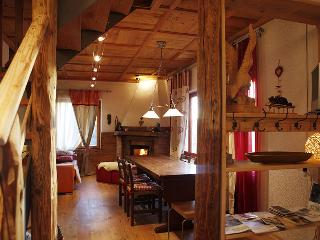 Chalet Baita Marimonti with view on Dolomites - South Tyrol vacation rentals