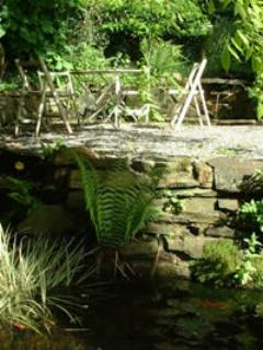 Who could resist the gorgeous garden - Heather Cottage - Woodston - rentals