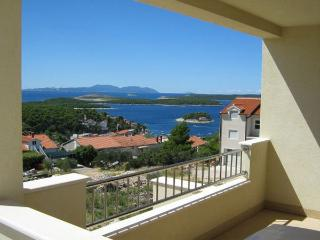Luxury Apartment In Villa , Hvar Town, With Sea View For 6/7 P - Hvar vacation rentals